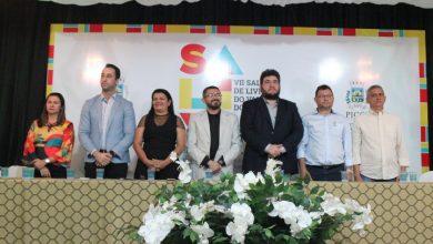 Photo of Começa a sétima edição do Salão de Livros do Vale do Guaribas
