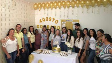 Photo of Saúde realiza ações na Campanha do Agosto Dourado em 36 UBS