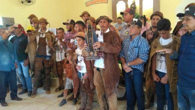 Photo of Turma do Vaqueiro do povoado Barro de Santana do Piauí promove Cavalgada da Independência