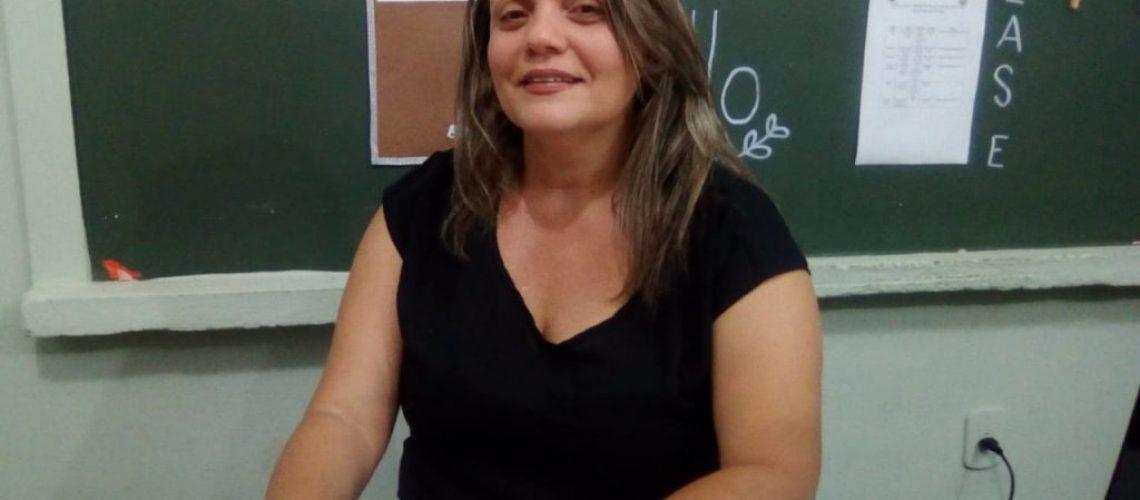 Coordenadora da saúde da mulher, Ronilce Lopes - Foto: Ascom