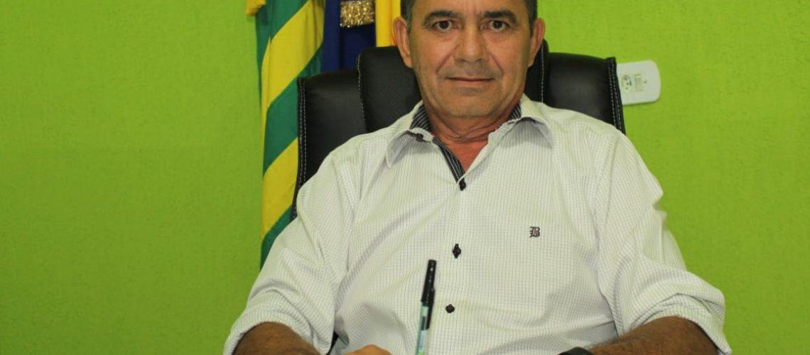 Prefeito Erculano Carvalho -Foto: Ascom