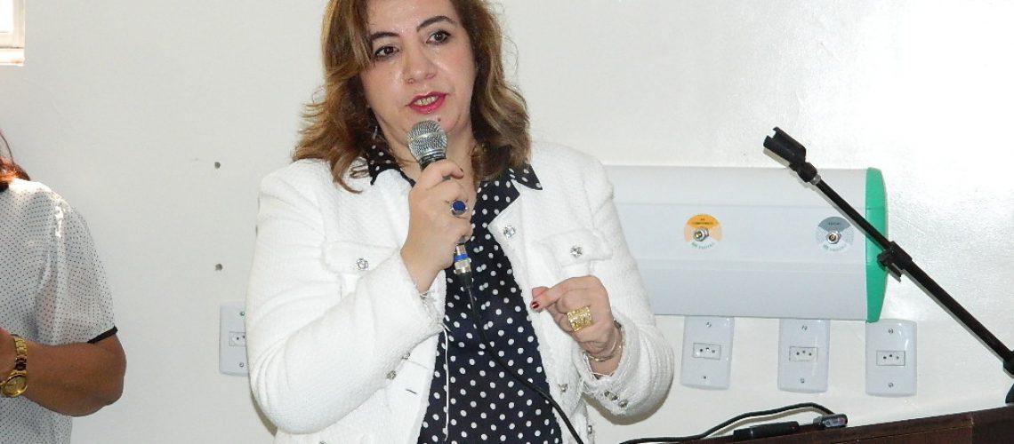 Patrícia Batista, diretora do HRJL- Foto: Romário Mendes